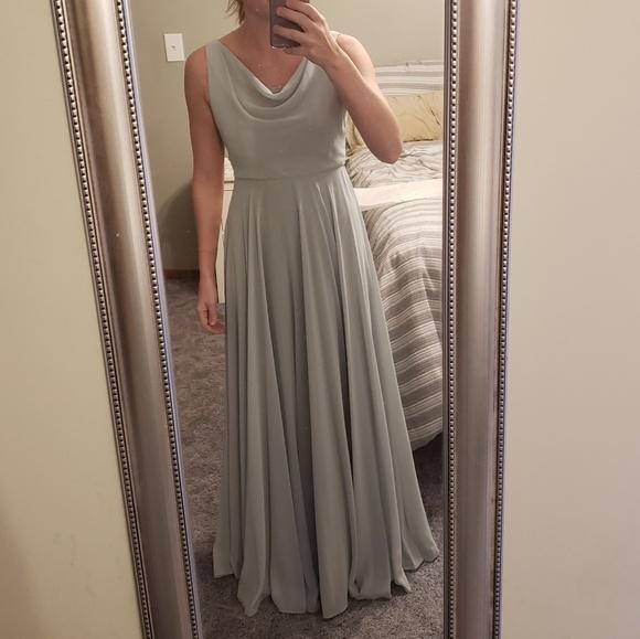 541f080abc3 Jenny Yoo Dresses   Skirts - Jenny Yoo Liana Bridesmaid Dress- Sea Glass